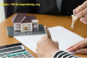 Các phương cách vay tiền mua bất động sản phổ biến hiện nay