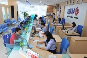 Sản phẩm cho vay thấu chi không có tài sản bảo đảm tại ngân hàng BIDV