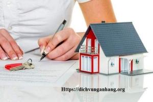 Vay ngân hàng để mua bất động sản như nào để phù hợp trong lúc kinh tế khó khăn?